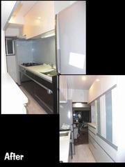 キッチンまるごとリフォーム!|福岡市中央区